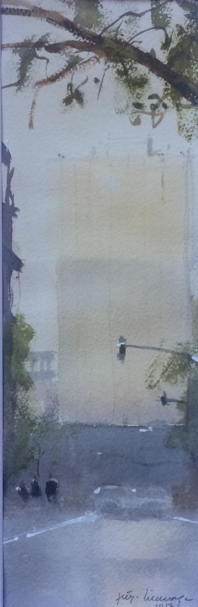 Castelar|PinturadeIñigo Lizarraga| Compra arte en Flecha.es