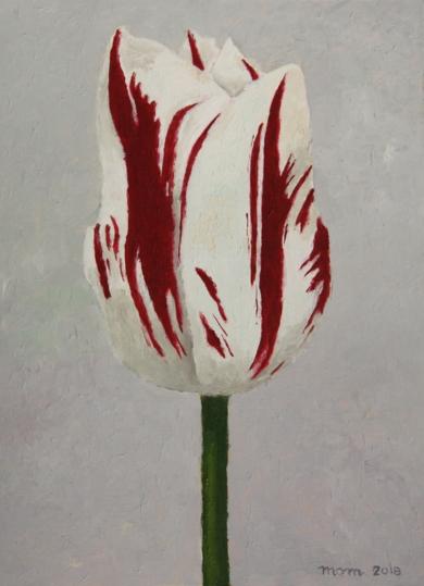 Tulip III|PinturadeMiguel Ortega Mesa| Compra arte en Flecha.es