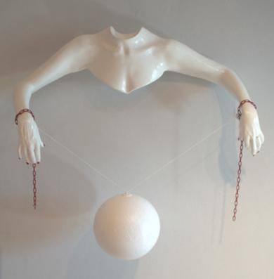 Madre y Tierra|EsculturadePatricia Glauser| Compra arte en Flecha.es