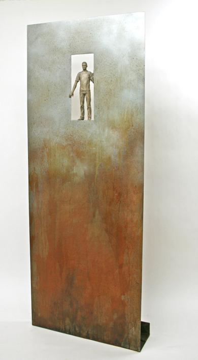 Pensamiento escondido|EsculturadeMarta Sánchez Luengo| Compra arte en Flecha.es