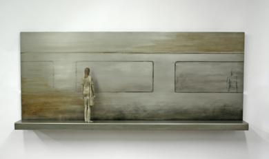 En silencio|EsculturadeMarta Sánchez Luengo| Compra arte en Flecha.es