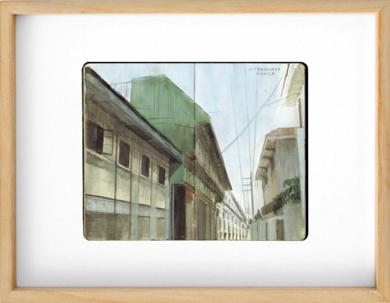 Intramuros|Obra gráficadePablo Colomo| Compra arte en Flecha.es