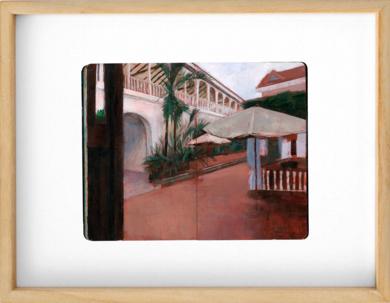 White Knight Hotel|Obra gráficadePablo Colomo| Compra arte en Flecha.es