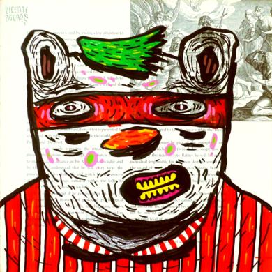 KUBAR COUNTERINTELLIGENCE INTERROGATION I|DibujodeVicente Aguado| Compra arte en Flecha.es
