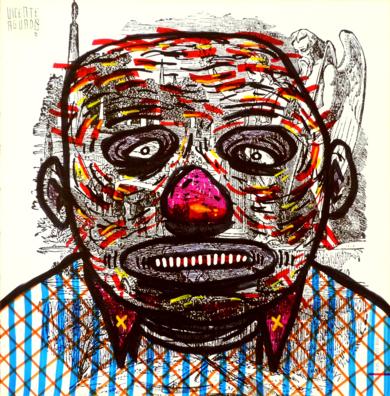 KUBAR COUNTERINTELLIGENCE INTERROGATION II|DibujodeVicente Aguado| Compra arte en Flecha.es