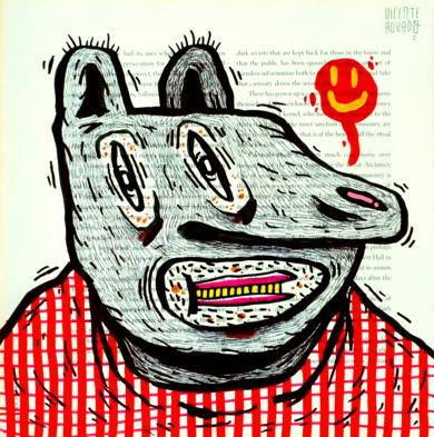 KUBAR COUNTERINTELLIGENCE INTERROGATION III|DibujodeVicente Aguado| Compra arte en Flecha.es
