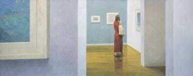 Reflexión|PinturadeOrrite| Compra arte en Flecha.es