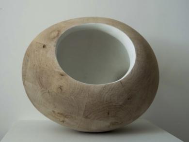 GEODA II|EsculturadeELENA E ISABEL PAN DE SORALUCE| Compra arte en Flecha.es