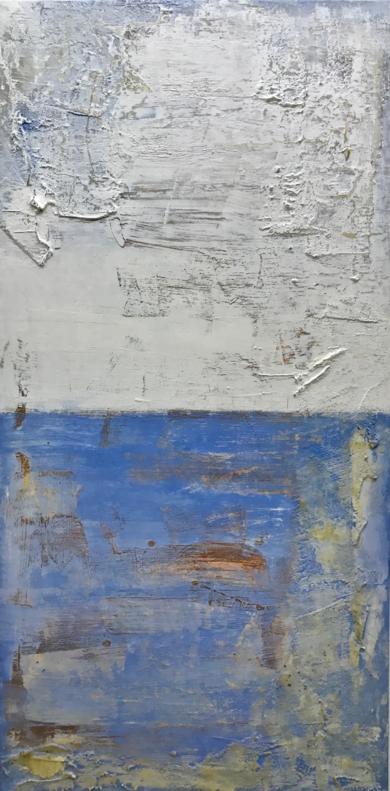 Cielos y mares IV|PinturadeAgnès Rodon| Compra arte en Flecha.es