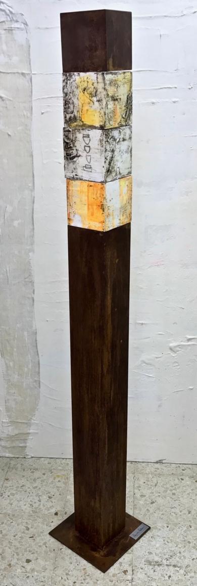 Bosc dels silencis I|EsculturadeAgnès Rodon| Compra arte en Flecha.es