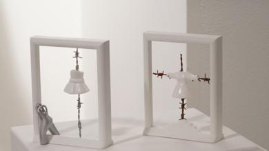 Piedades (serie)|EsculturadePatricia Glauser| Compra arte en Flecha.es