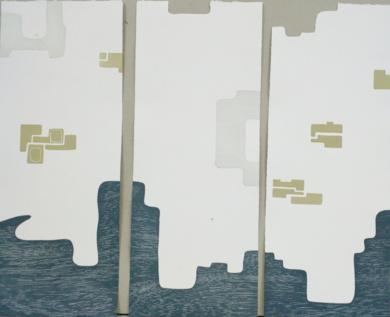Dos por tres|Obra gráficadeCruz Sánchez| Compra arte en Flecha.es