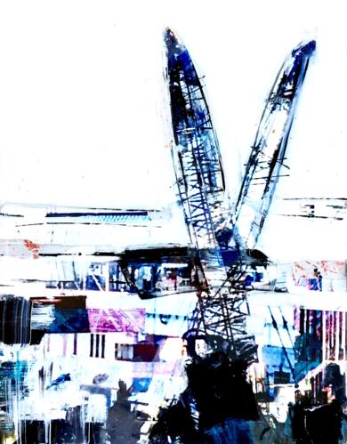 en Japón|CollagedeErika Nolte| Compra arte en Flecha.es