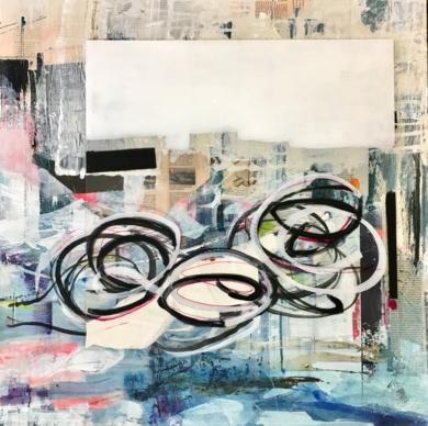 COMMUNICATION|CollagedeErika Nolte| Compra arte en Flecha.es