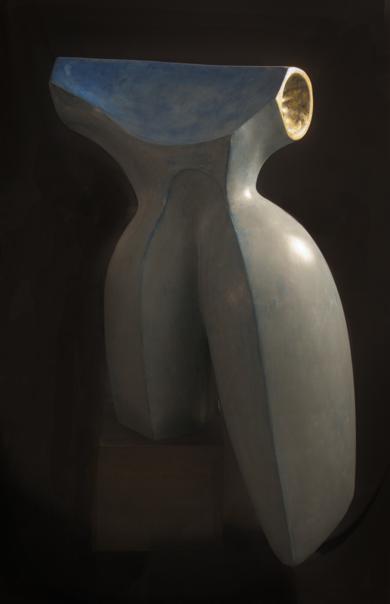EL ESCOTE|EsculturadeRafael Heredia| Compra arte en Flecha.es