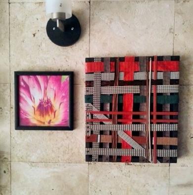 Texturas|CollagedeFabiana Zapata| Compra arte en Flecha.es