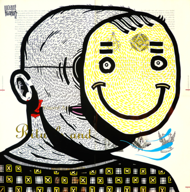 131131131|DibujodeVicente Aguado| Compra arte en Flecha.es