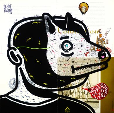 369369369|DibujodeVicente Aguado| Compra arte en Flecha.es