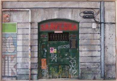 La huella del tiempo VI|CollagedeMoVico| Compra arte en Flecha.es