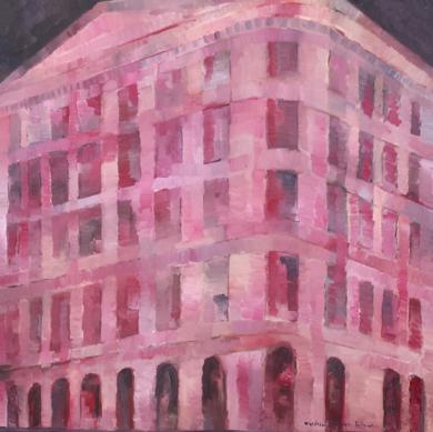 Vienna|PinturadeVerónica Alonso de los Ríos| Compra arte en Flecha.es
