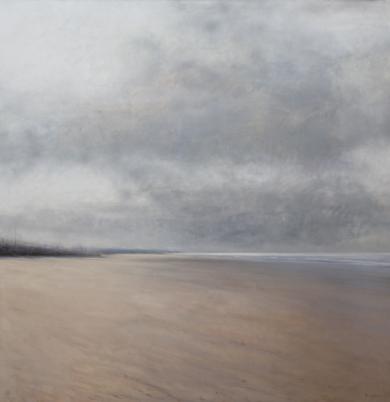 Mar antes de la lluvia|PinturadeBartolomé Junquero| Compra arte en Flecha.es