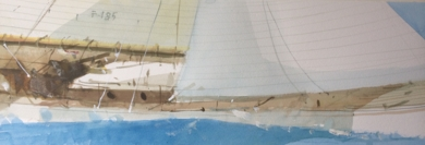 Navegando|PinturadeIñigo Lizarraga| Compra arte en Flecha.es