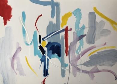 THE DOOR|PinturadeIraide Garitaonandia| Compra arte en Flecha.es
