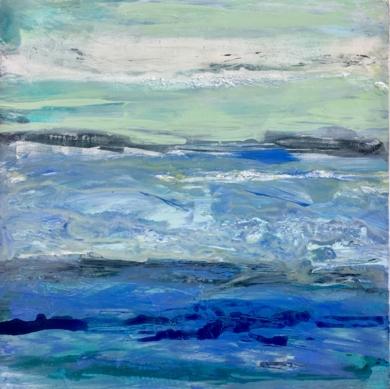 Mares|PinturadeErika Nolte| Compra arte en Flecha.es