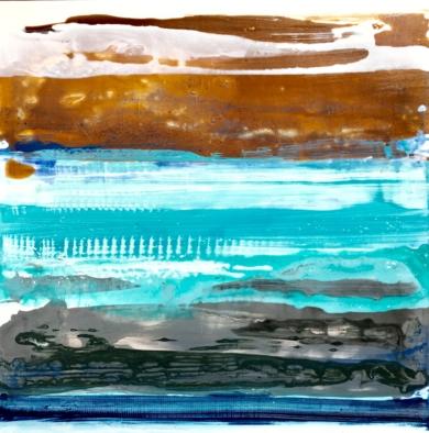 Océanos|PinturadeErika Nolte| Compra arte en Flecha.es