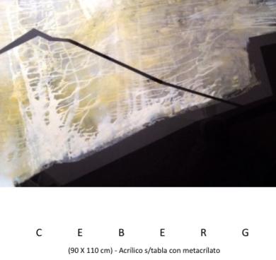 ICEBERG|PinturadeErika Nolte| Compra arte en Flecha.es