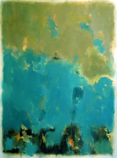 Spring day|PinturadeLuis Medina| Compra arte en Flecha.es