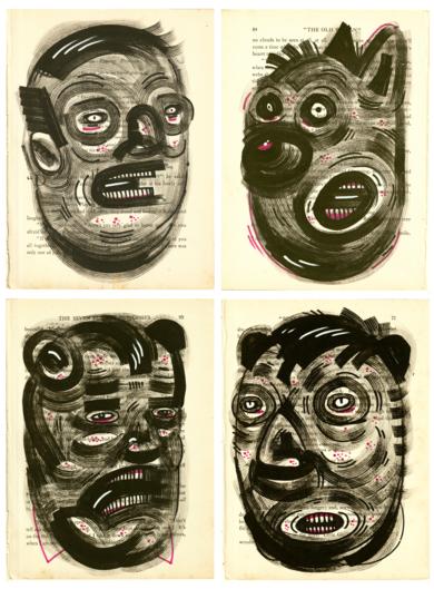 SPECIES III|DibujodeVicente Aguado| Compra arte en Flecha.es