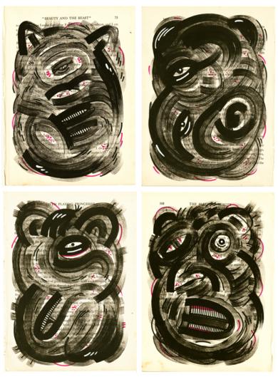 SPECIES IV|DibujodeVicente Aguado| Compra arte en Flecha.es