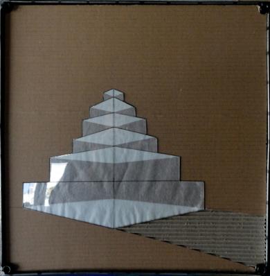 Babel II|CollagedeAna Pellón| Compra arte en Flecha.es