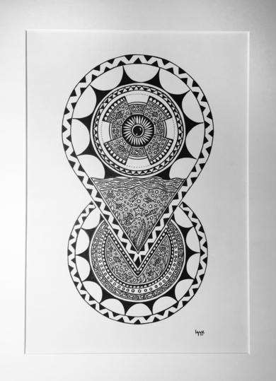 23/18|DibujodeIggyPrado| Compra arte en Flecha.es