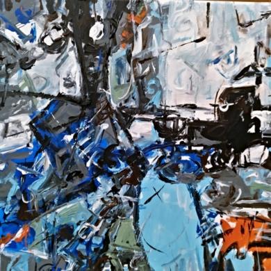 Nature 02|PinturadeManuel Berbel| Compra arte en Flecha.es