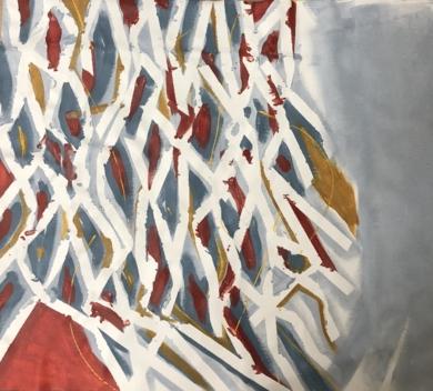 TRAMA|PinturadeIraide Garitaonandia| Compra arte en Flecha.es