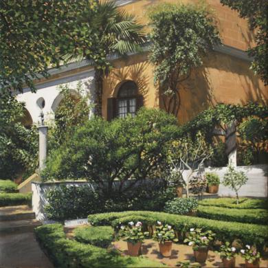 Museo Sorolla|PinturadeJavier Ramos Julián| Compra arte en Flecha.es