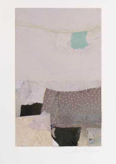 """PAÑO VERDE""|CollagedeJulia Fragua| Compra arte en Flecha.es"