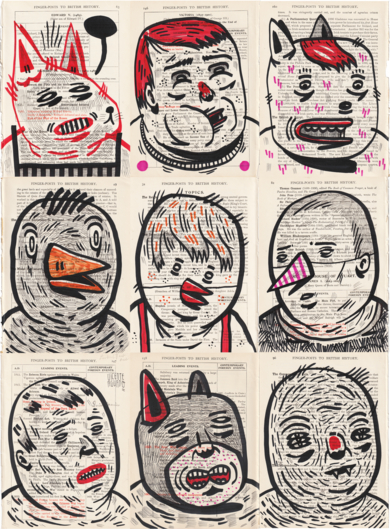 BOTCH|DibujodeVicente Aguado| Compra arte en Flecha.es
