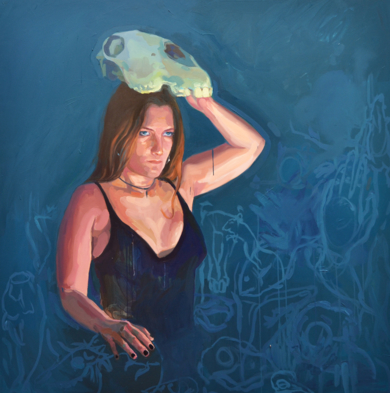 A propósito de Dalí|PinturadeClaudia Suárez| Compra arte en Flecha.es