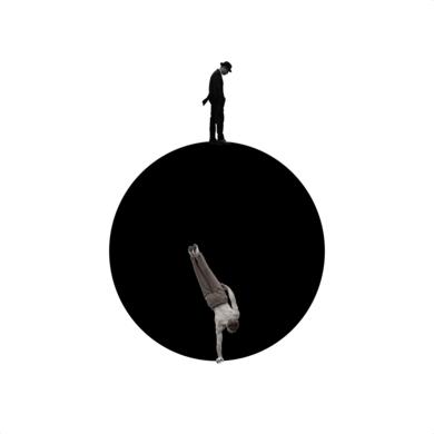 Agujero negro nº1|CollagedeGabriel Aranguren| Compra arte en Flecha.es