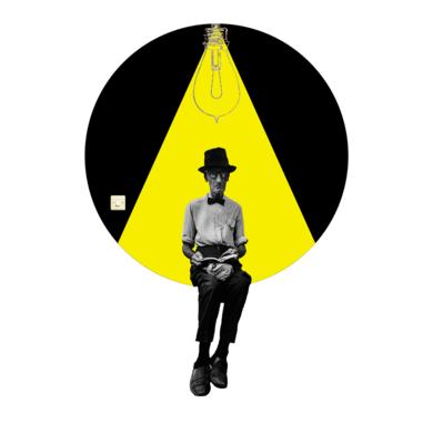 Agujero negro Nº3|CollagedeGabriel Aranguren| Compra arte en Flecha.es