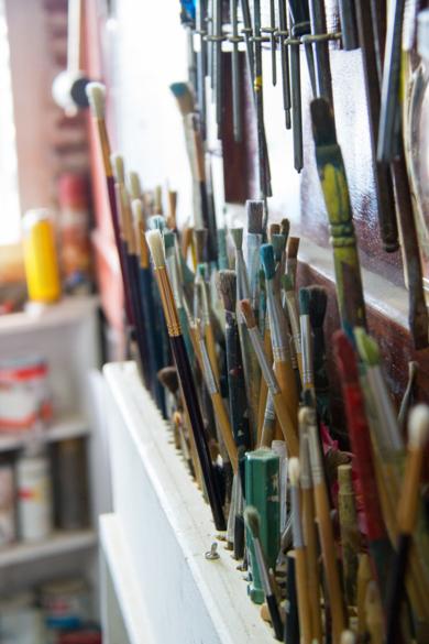 Pinceladas|FotografíadeÁngela Fernández Häring| Compra arte en Flecha.es