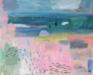 Carnon plage|PinturadeIria| Compra arte en Flecha.es
