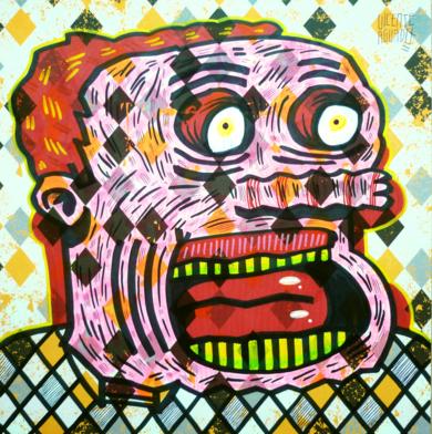BILDERBERGER|DibujodeVicente Aguado| Compra arte en Flecha.es