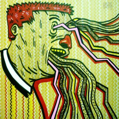 NASDAQ|DibujodeVicente Aguado| Compra arte en Flecha.es