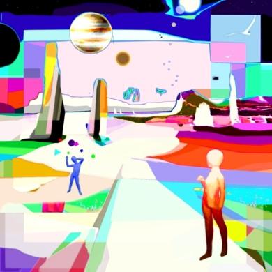 Permanece en estos caminos|DigitaldeAlejos Lorenzo| Compra arte en Flecha.es