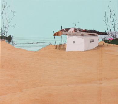 Sedentarios 119|CollagedeEduardo Query| Compra arte en Flecha.es