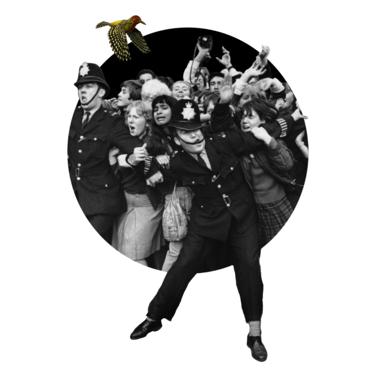 agujero negro nº 25|CollagedeGabriel Aranguren| Compra arte en Flecha.es